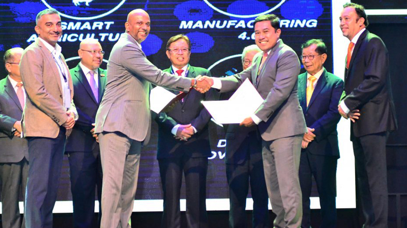 SACOFA Inks Mou with Xperanti to Bring IOT Solutions to Sarawak
