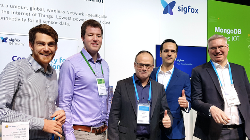Sigfox Connectivity Becomes Part of Bosch