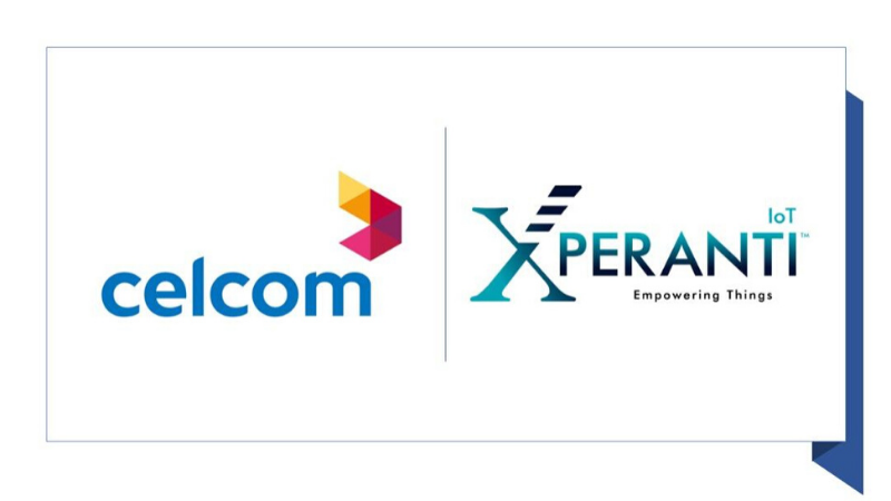 Celcom Collaborates With Xperanti IoT