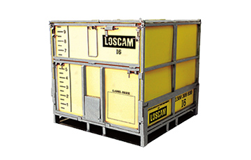 Loscam intermediate bulk container