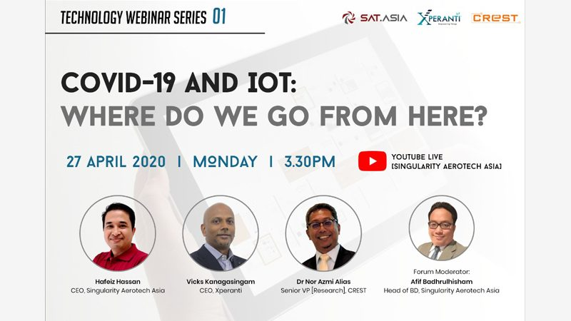 Covid-19 & IoT: Where Do We Go From Here