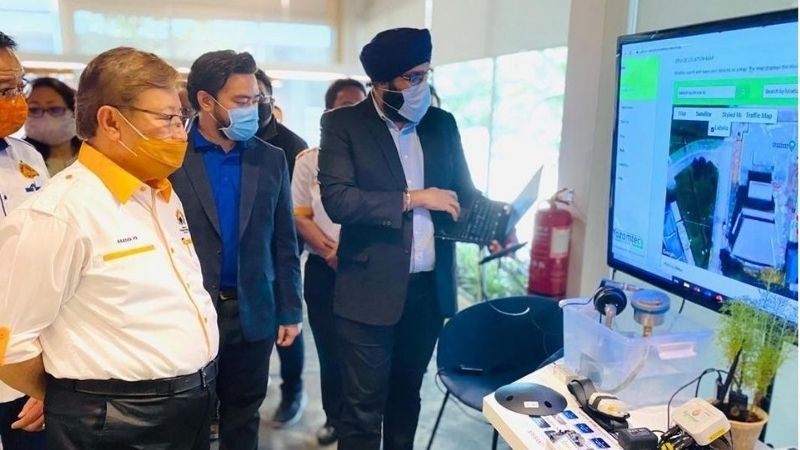 Malaysia's 1st Sigfox Testbed In Borneo