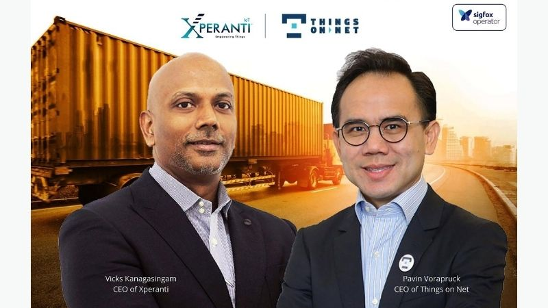 1st Seamless Tracking Of Cross-border Containers