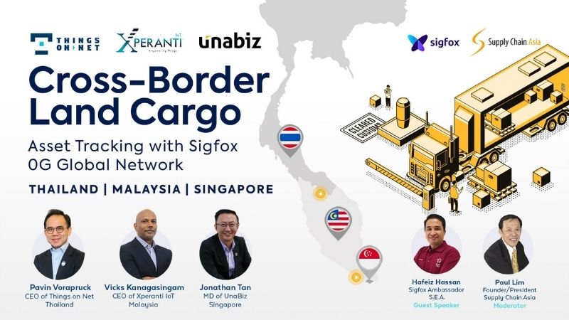 TUX to Boost Supply Chain Resilience in Singapore-Malaysia-Thailand
